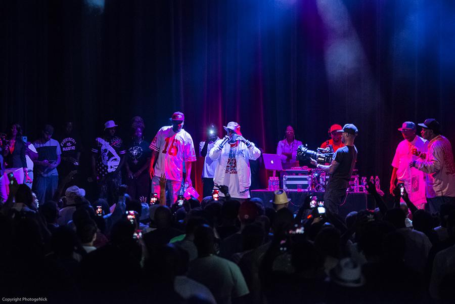 The God MC Rakim (Live In DC)