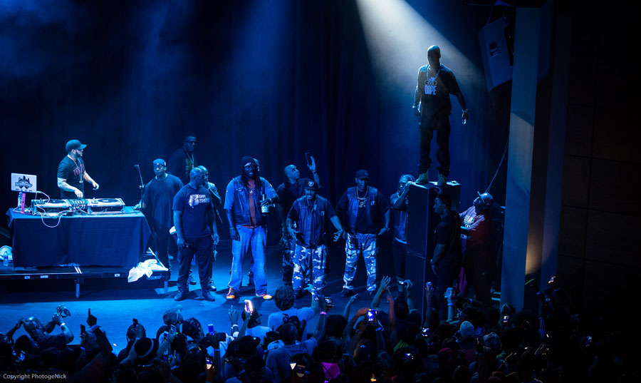 Dark Man X Rocks Howard Theatre [Gallery]