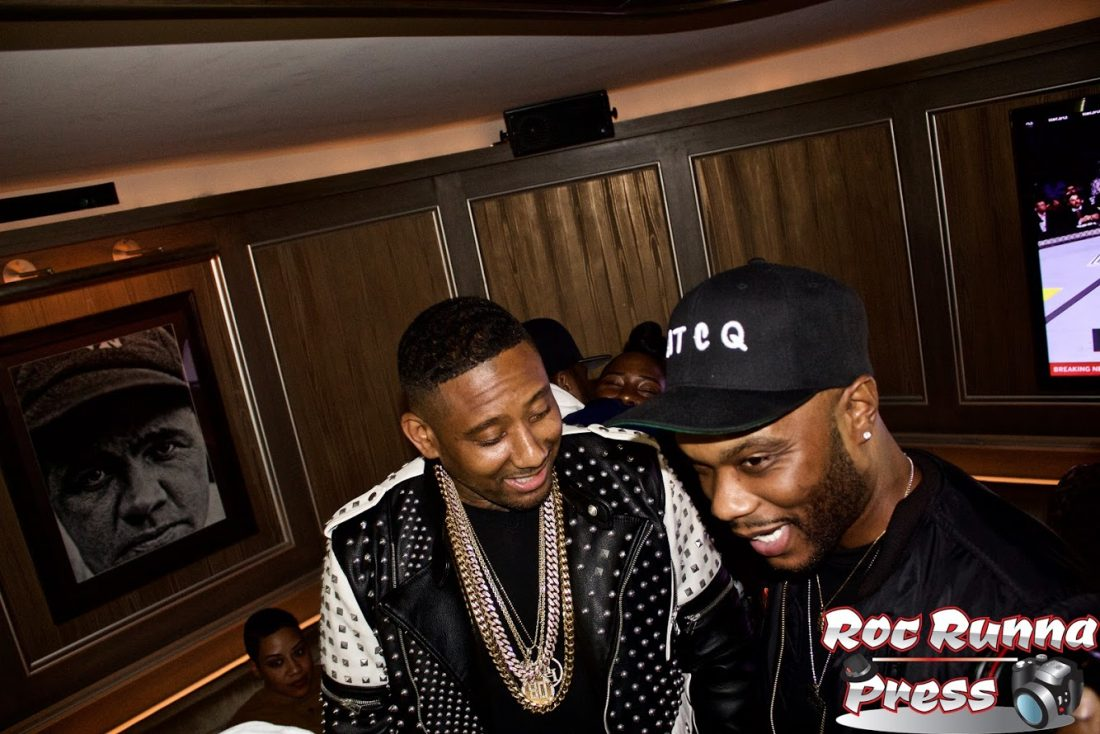 We Were There: Maino Listening Party