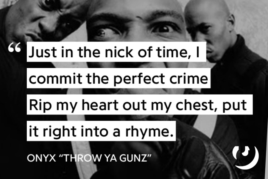 "Why Onyx's ""Backdafucup"" Was A Game-Changer"