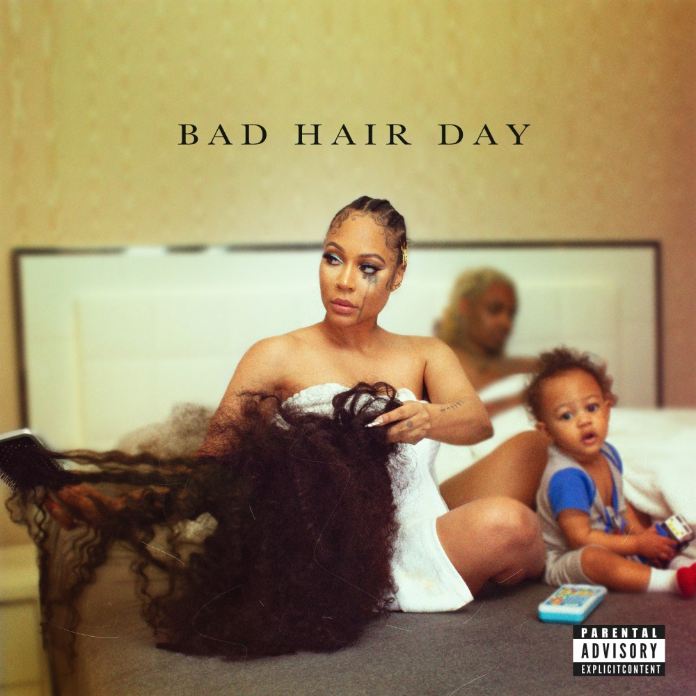 Now Playing: Lyrica Anderson - 'Bad Hair Day'