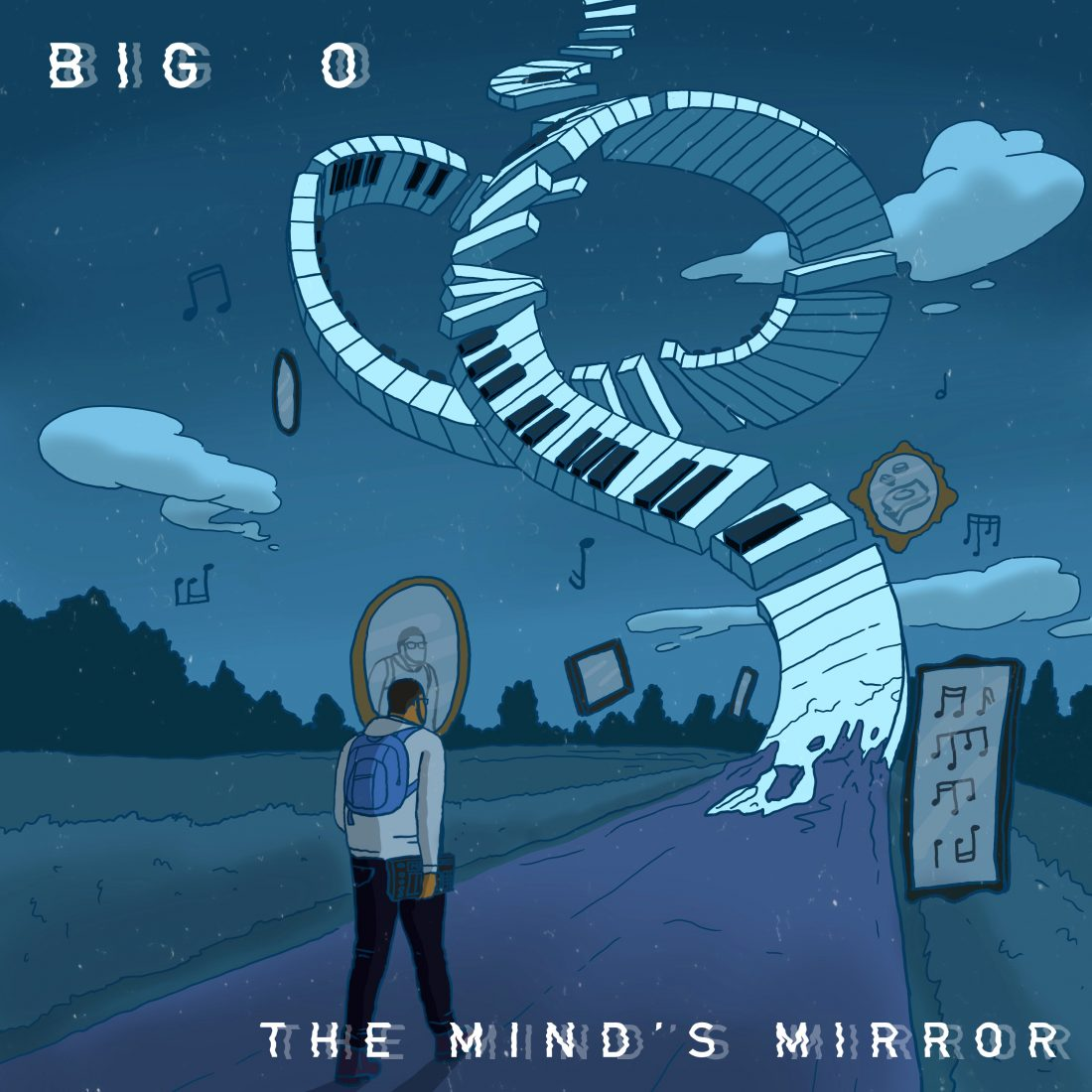 Big O's New Instrumental Affair, 'The Mind's Mirror' Is A Treat For Crate Diggers & Lo-Fi Junkies Alike